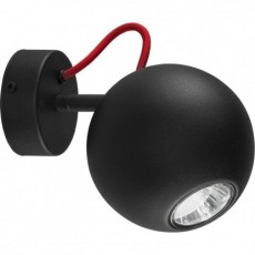 Настенный светильник Nowodvorski 6153 BUBBLE BLACK