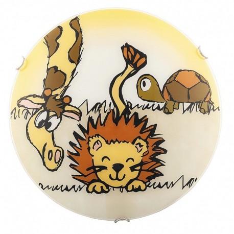 Светильник детский Rabalux Leon 4559