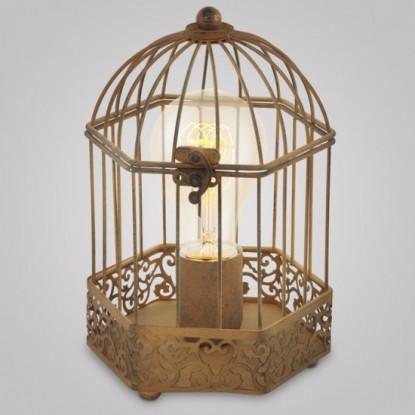 Настольная лампа Eglo / Эгло 49287 VINTAGE