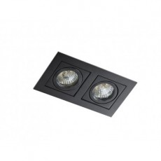 Точечный светильник Azzardo AZ0800 PACO (GM2201_bk)