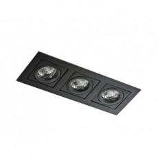 Точечный светильник Azzardo AZ0803 PACO (GM2301_bk)