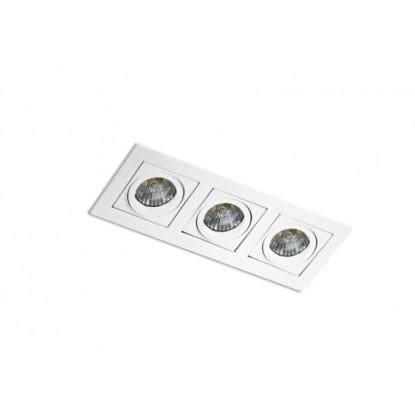 Точечный светильник Azzardo AZ0802 PACO (GM2301_wh)