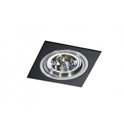Точечный светильник Azzardo AZ0769 SIRO (GM2101_bk_alu)