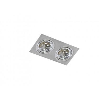 Точечный светильник Azzardo AZ0770 SIRO (GM2200_alu)