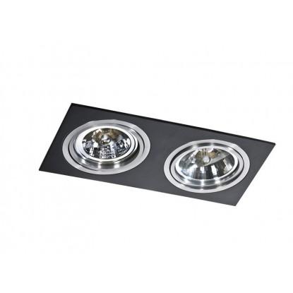 Точечный светильник Azzardo AZ0772 SIRO (GM2200_bk_alu)