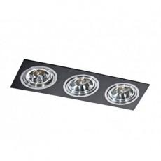Точечный светильник Azzardo AZ0775 SIRO (GM2300_bk_alu)