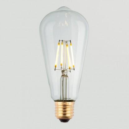 Лампа светодиодная ST64 LED