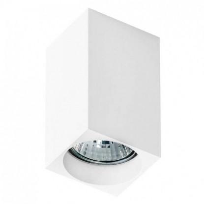 Точечный светильник Azzardo AZ1381 MINI SQUARE (GM4209_wh)