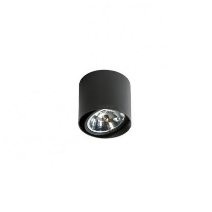 Точечный светильник Azzardo AZ1357 ALIX 12V (GM4110_BK)