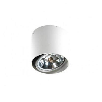 Точечный светильник Azzardo AZ1356 ALIX 12V (GM4110_WH)