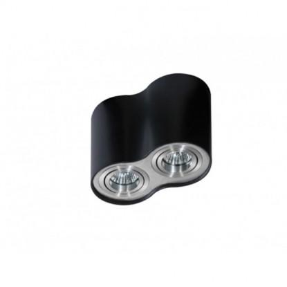 Точечный светильник Azzardo AZ0782 BROSS (GM4200_bk_alu)