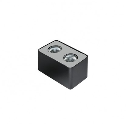 Точечный светильник Azzardo AZ1385 NINO (FH31432S_bk_al)