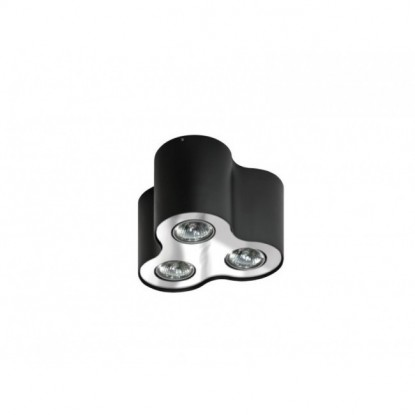Точечный светильник Azzardo AZ0742 NEOS (FH31433B_bk_ch)