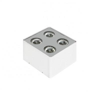 Точечный светильник Azzardo AZ1387 NINO (FH31434S_wh_al)