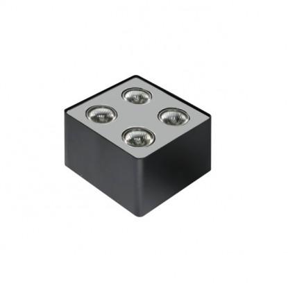 Точечный светильник Azzardo AZ1388 NINO (FH31434S_bk_al)
