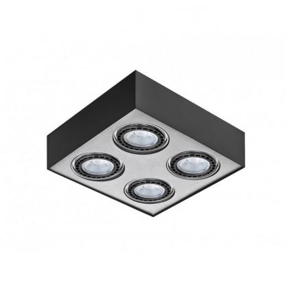 Точечный светильник Azzardo AZ1264 PAULOV (GM4400_bk_alu)