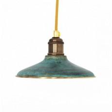 Подвесной светильник PikArt 1194 зеленая патина