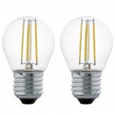 Лампа Эдисона EGLO E27-LED G45