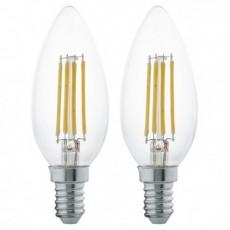 Лампа Эдисона EGLO E14-LED B35