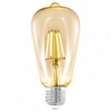 Лампа Эдисона EGLO E27-LED-ST64