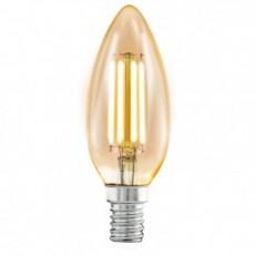 Лампа Эдисона EGLO E14-LED-C37
