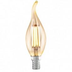 Лампа Эдисона EGLO E14-LED-CF37