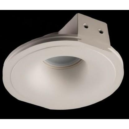 Гипсовый светильник встраиваемый СВ 001
