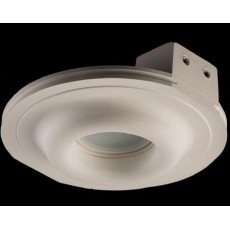 Гипсовый светильник встраиваемый СВ 002