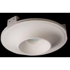 Гипсовый светильник встраиваемый СВ 030