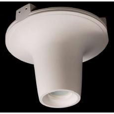 Гипсовый светильник встраиваемый СВ 032