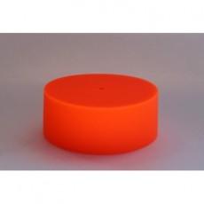 Потолочный крепеж силиконовый оранжевый