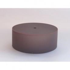 Потолочный крепеж силиконовый коричневый