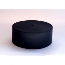 Потолочный крепеж силиконовый черный