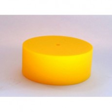 Потолочный крепеж силиконовый желтый
