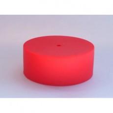 Потолочный крепеж силиконовый красный