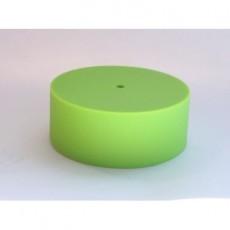 Потолочный крепеж силиконовый зеленый