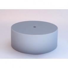 Потолочный крепеж силиконовый серый