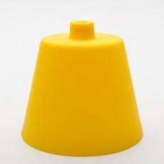 Пластиковый Потолочный Крепеж Желтый