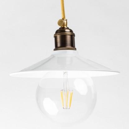Подвесной светильник PikArt 740-1 белый