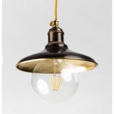 Подвесной светильник PikArt 1194-1 коричневый