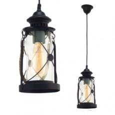 Подвесной светильник Eglo / Эгло 49213 VINTAGE